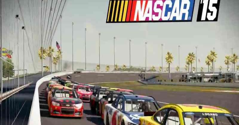 NASCAR 15 Game Download Free For PC Full Version - downloadpcgames88.com