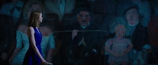 Emma Stone in una sequenza
