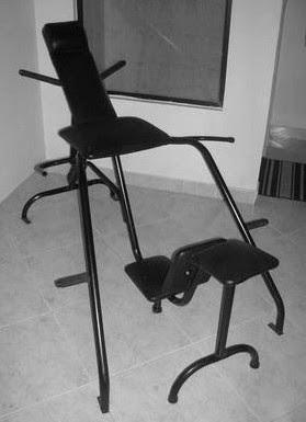 Mi Chica Especial La silla del amor