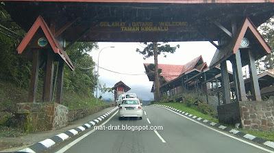Kinabalu Park Kundasang Sabah