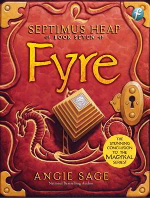 Septimus Heap Buku 7 Fyre Karya Angie Sage