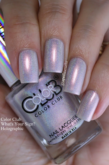 Color Club Holographic What's Your Sign?
