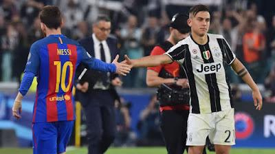 Dybala Tidak Suka Dibandingkan Dengan Messi