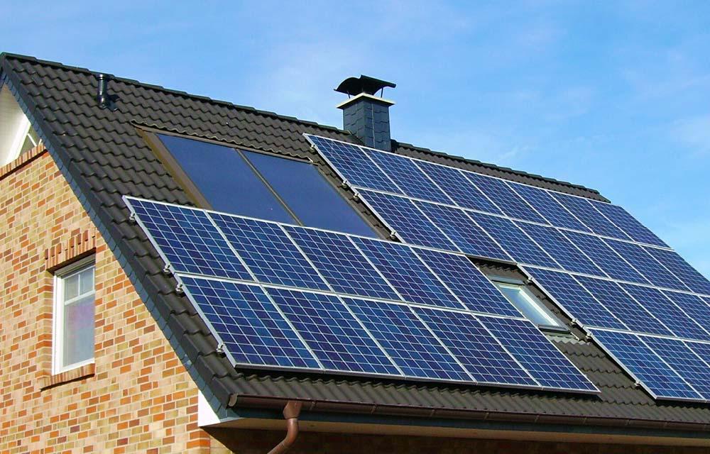 Gli impianti fotovoltaici sono il futuro dell'edilizia intelligente