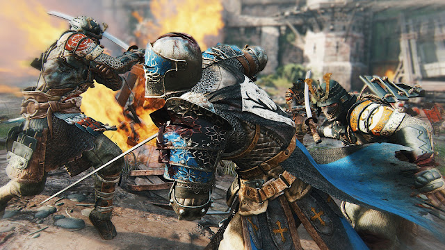 El coste total de los micropagos en For Honor asciende a unos 650 euros