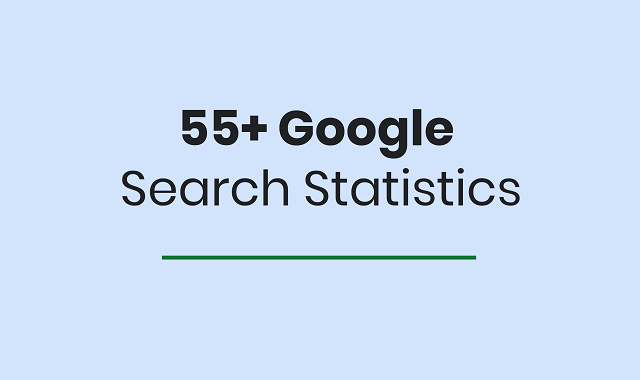 The Must-Know Google Search statistics