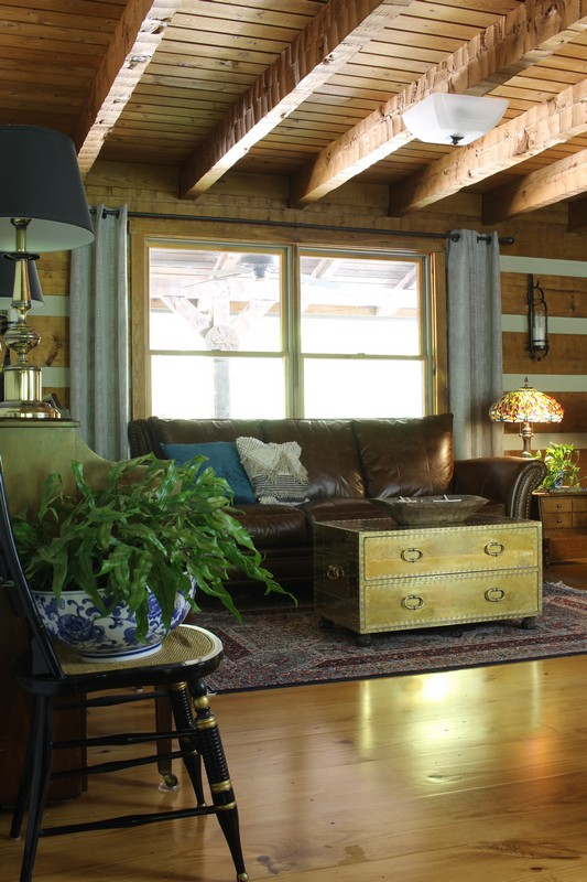 log-cabin-home-eclectic-living-room-lounge