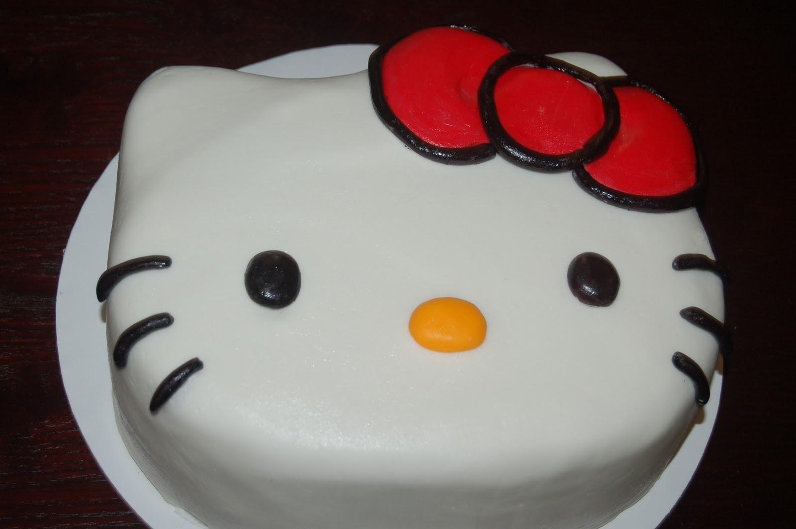 Gracie S Cakes A Hello Kitty Happy Birthday