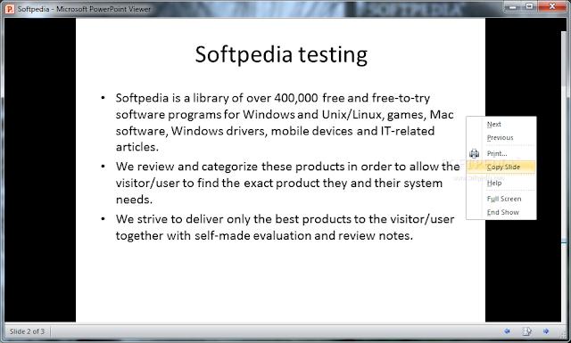 تحميل برنامج لفتح ملفات البوربوينت مجانا للكمبيوتر Microsoft PowerPoint 2013