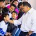 Niños yucatecos empiezan a estudiar a tiempo