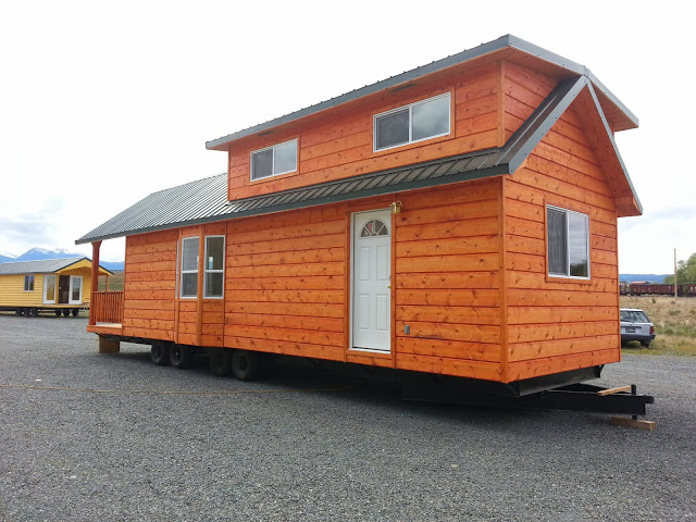 Pacific Loft From Rich's Portable Cabins