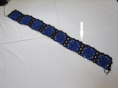 crochet, granny square, love knot,