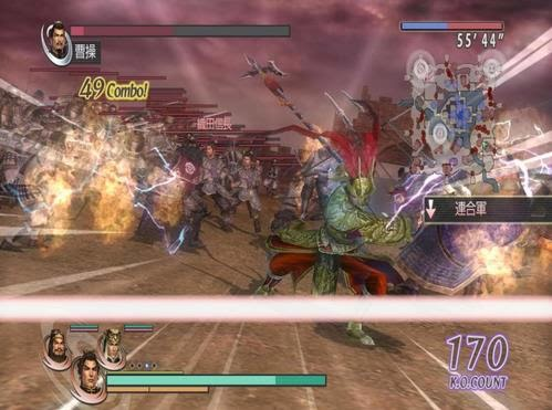 Pc z orochi warrior download