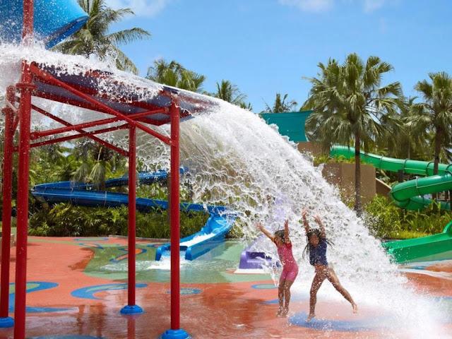 Hotel best cuti dengan anak-anak di Kota Kinabalu