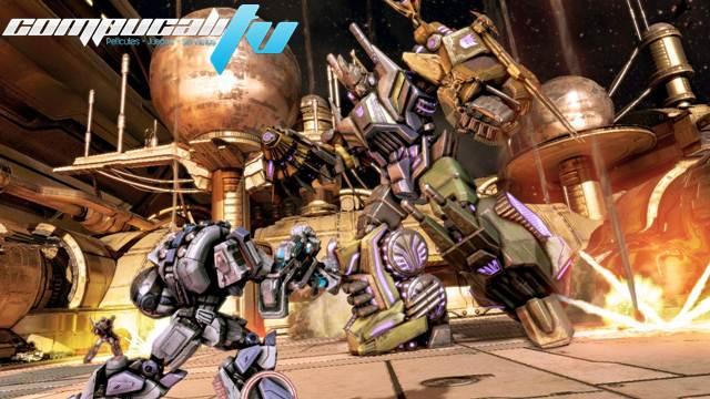 Transformers Fall Of Cybertron PC Full Español Descargar 2012 Imagen 001