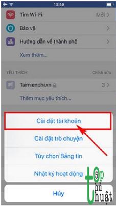 2 cách tiết kiệm pin khi  lướt Facebook triên Iphone