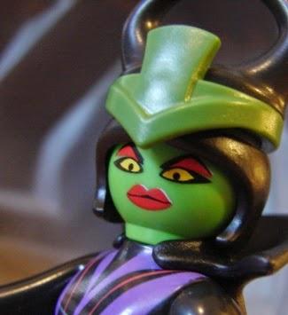 Toyriffic: Playmobil Fi?ures Series 6 Evil Sorceress (Maleficent)