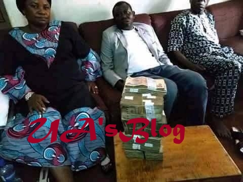 Exposed: How George Akume 'Paid' Benue Legislators N4m Each To Impeach Gov. Ortom (Photo)