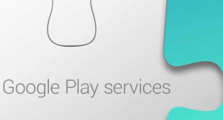 Descargar APK Google Play services