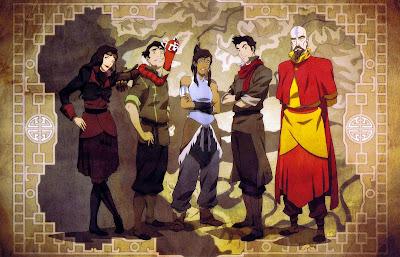 Resultado de imagen para Avatar: La leyenda de Korra