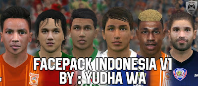 PES 2016 Facepack Indonesia V1 by yudha wa