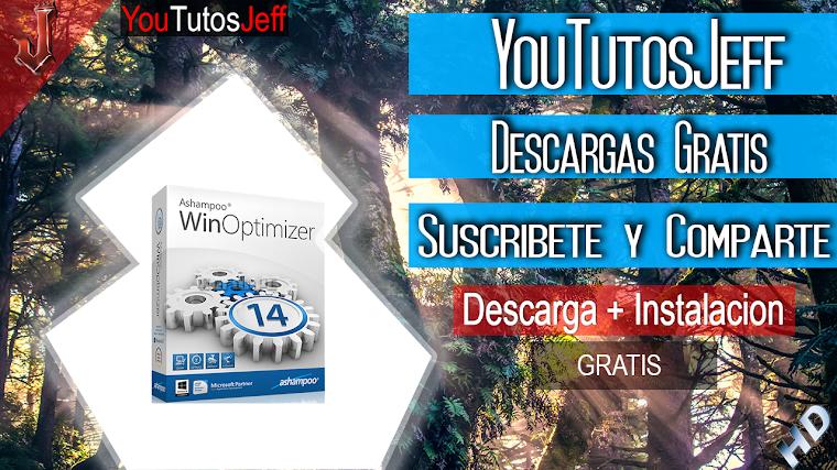 Ashampoo WinOptimizer 14.00.05 FULL ESPAÑOL