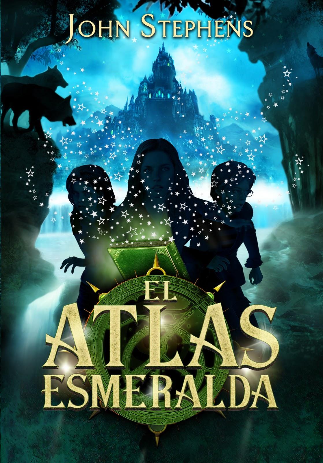 El Atlas Esmeralda, John Stephens