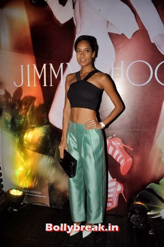 Lisa Haydon, Evelyn Sharma, Lisa Haydon & Sophie Choudry Spotted at Jimmy Choo's Women's Day Celebrations