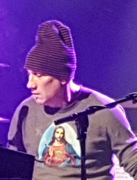 Musiker Statementshirt: Warum Jesus wohl Joints rauchte