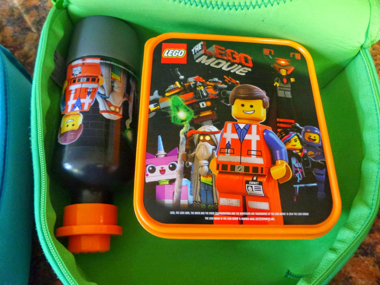 Lego Lunch Set from Store #Review
