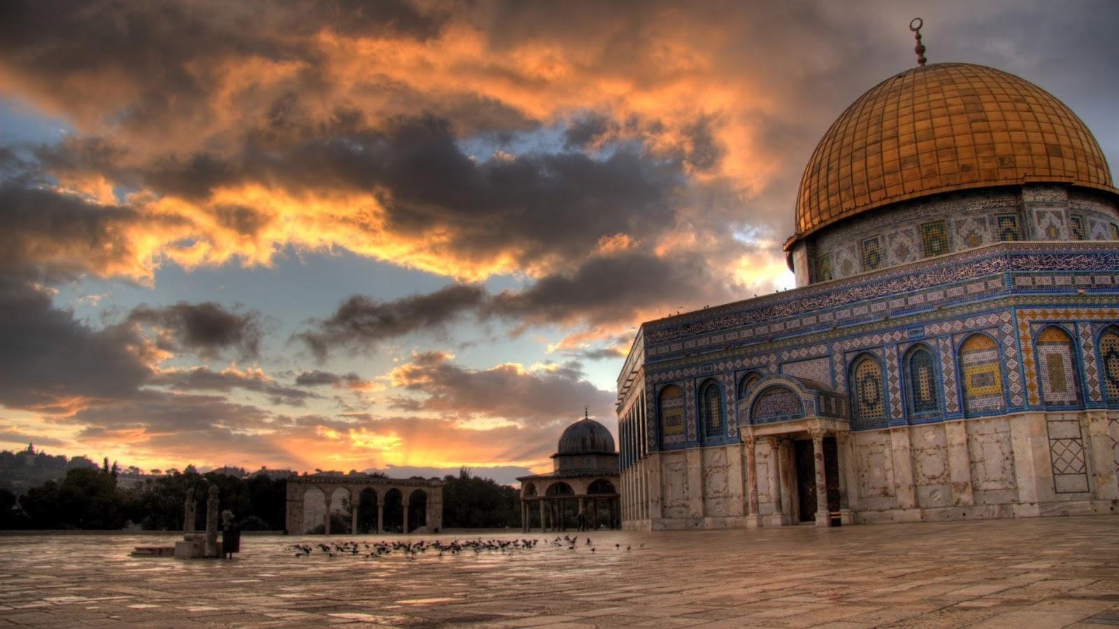 معلومات رائعة وجميلة عن المسجد الأقصى - عالم المعرفة