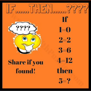 Maths Picture Puzzles to test your logical reasoning.