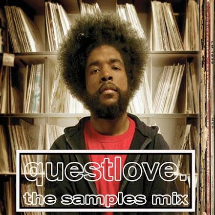 Questlove - The Samples Mix | Das entspannte Mixtape am Sonntag