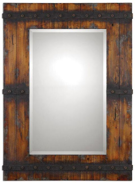 Rustic Mirrors Designs and Ideas picture