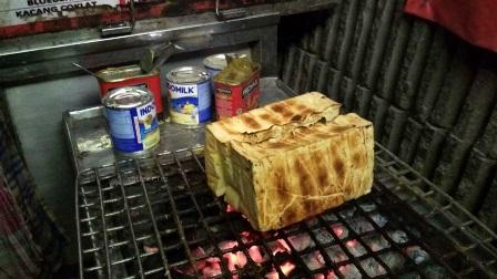 Roti Bakar 234 Gang Kote Bandung