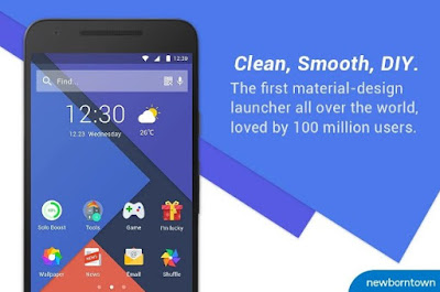 Solo Launcher Apk For Android