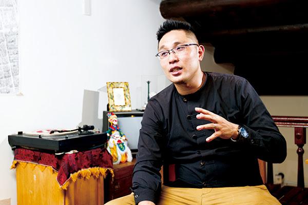 顏瑋志:「品牌是動詞,是一種溝通的過程!」