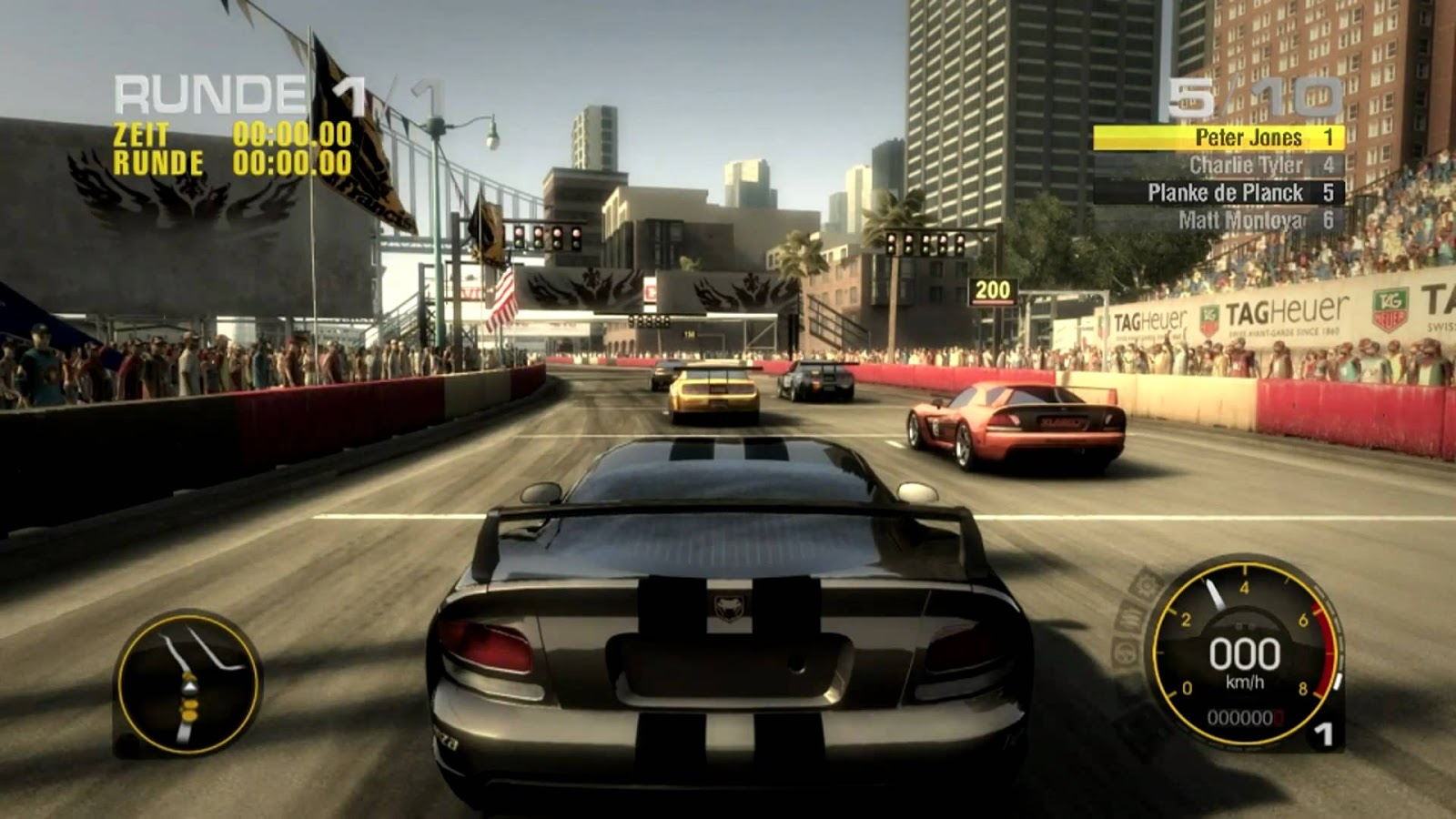 Race Driver Grid 1 Free Download
