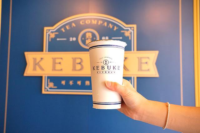 DSC01016 - 熱血採訪│超人氣KEBUKE可不可熟成紅茶逢甲店新開幕,網美文青拍照飲料店