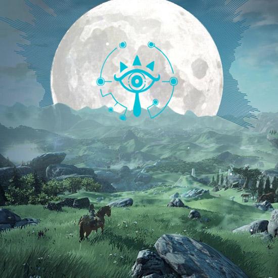 Zelda Breath Of The Wild Visualizer Wallpaper Engine