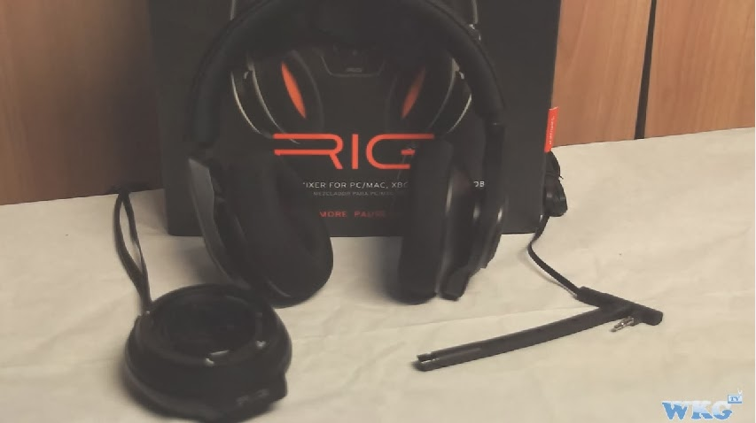Plantronics Rig Gaming Headset Review - weknowgamers
