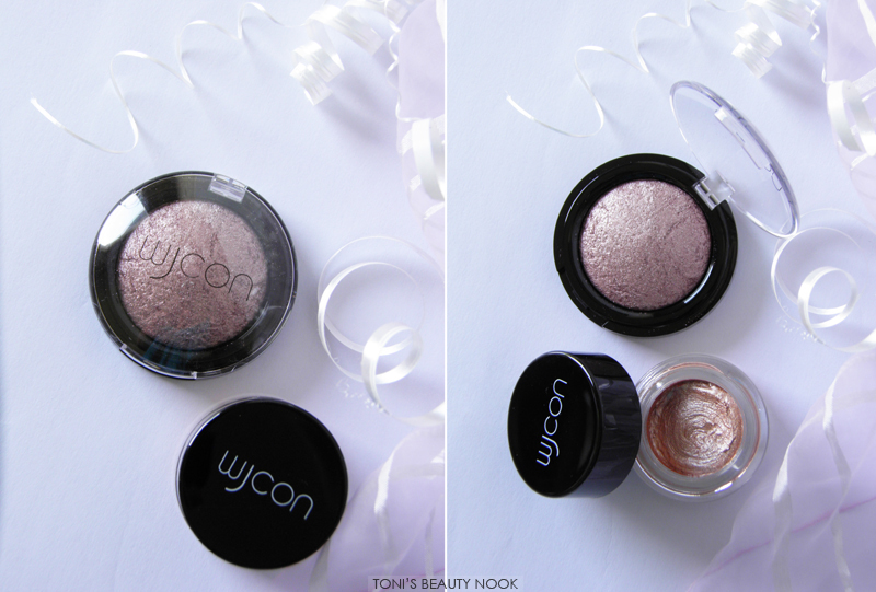 wycon cosmetics baked eyeshadow soft mousse eyeshadow