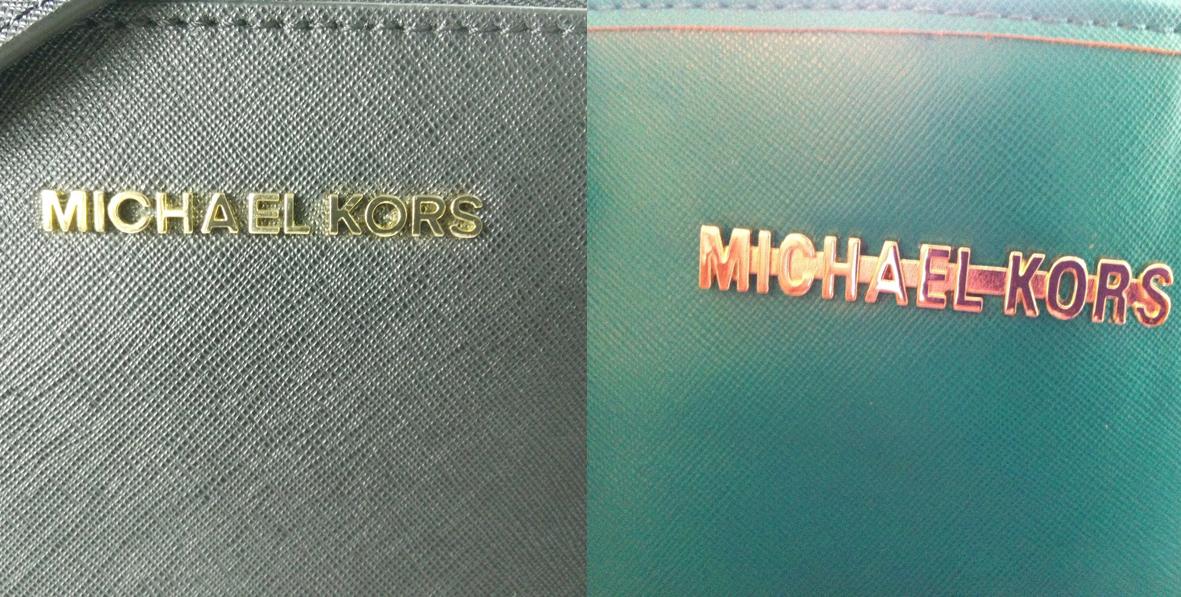 9ecafb0c35cc1 Fake or not Fake - jak odróżnic podrobke torebki Michael Kors ...