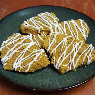 fall baking scones