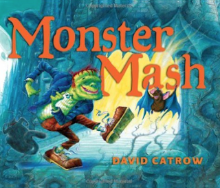 Monster Mash: A great book for your music lessons during Halloween! Blog post includes lots of other great suggestions for Halloween!