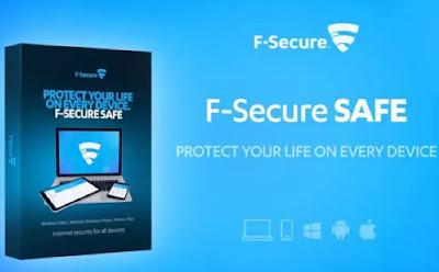 F-secure Antivirus Terbaik