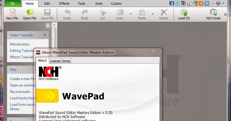 Free wavepad software | WavePad Audio Editing  2019-05-10
