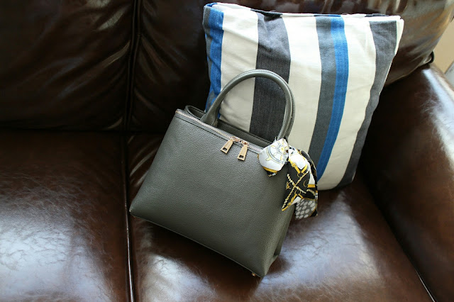 Jims Honey Talita Bag Grey