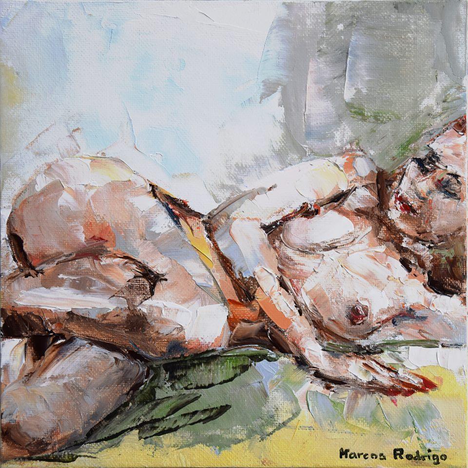 Por amor al arte: Marcos Rodrigo