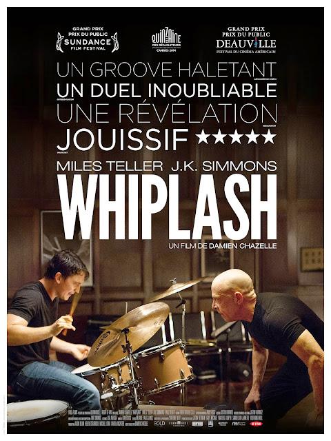 Whiplash (2014) BluRay